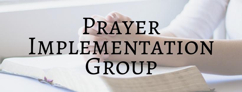PrayerImplementationGroupBanner