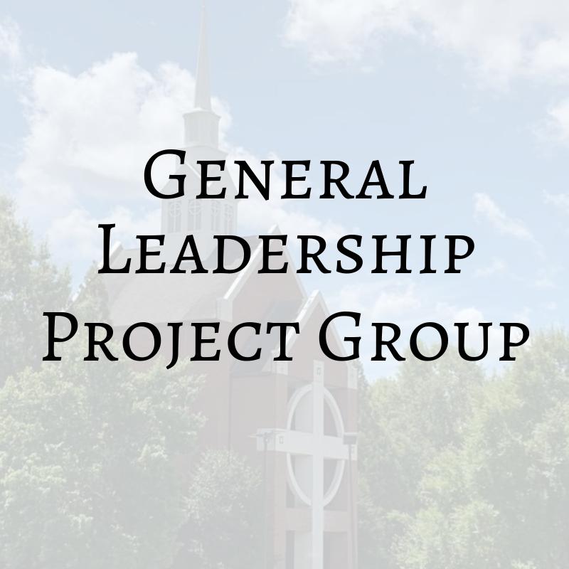 GeneralLeadershipProjectTeam
