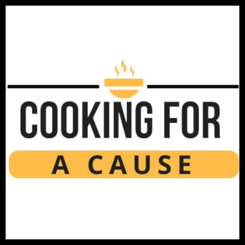 Cooking for a cause Logo Square
