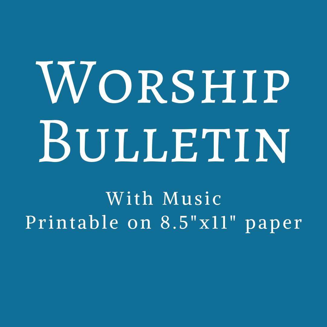 2020-0319 worship bulletin w music