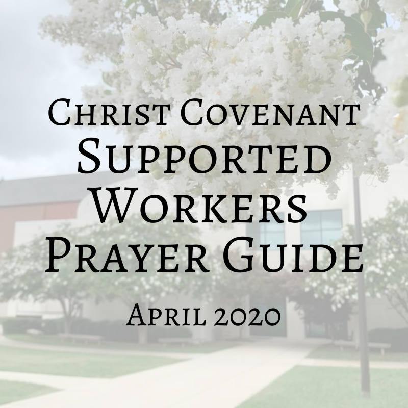 2020-0402 supported workers april prayer guide