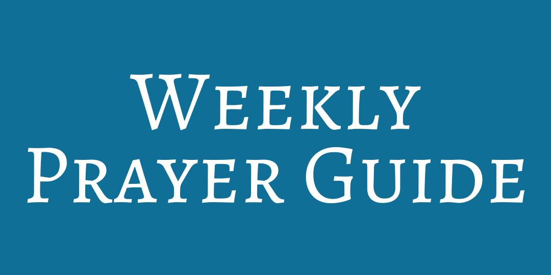 2020-0508 weekly prayer guide