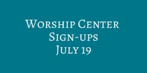 2020-0702 worship july 19